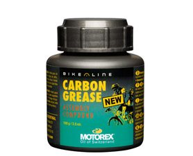 MOTOREX BIKE CARBON GREASE 100gr