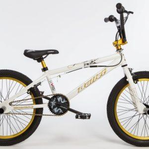 ΠΟΔΗΛΑΤΟ BULLET BMX WHITE/GOLD