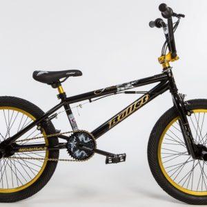 ποδηλατο BULLET BMX BLACK/GOLD