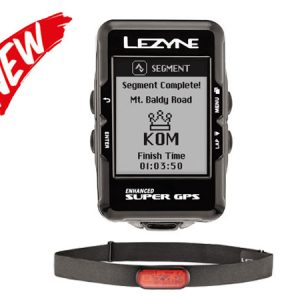 Lezyne Super GPS & Heart Rate