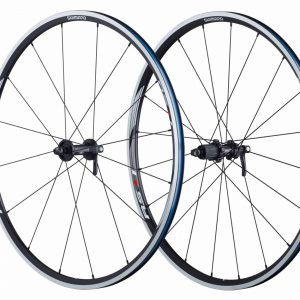 ΤΡΟΧΟΙ  SHIMANO WH-RS11 SILVER  OR  BLACK