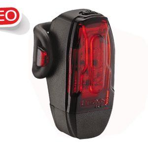 Lezyne μαύρο KTV DRIVE PRO οπίσθιο φως 75  lumens