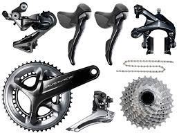 GROUP SET SHIMANO 9100 DURA ACE 11