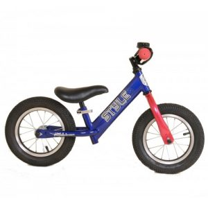 Ποδήλατο Style Ισορροπίας - Push Bike Μπλε-Κόκκινο
