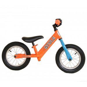 Ποδήλατο Style Ισορροπίας - Push Bike Πορτοκαλί