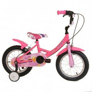 """Παιδικό ποδήλατο 16"""" Style - Ροζ 2018"""