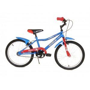 """Παιδικό ποδήλατο 20"""" Style - Μπλε 2018"""