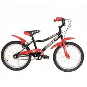 """Παιδικό ποδήλατο 20"""" Style - Μαύρο 2018"""