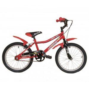 """Παιδικό ποδήλατο 20"""" Style - Κόκκινο 2018"""