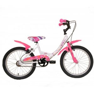 """Παιδικό ποδήλατο 20"""" Style - Λευκό 2018"""