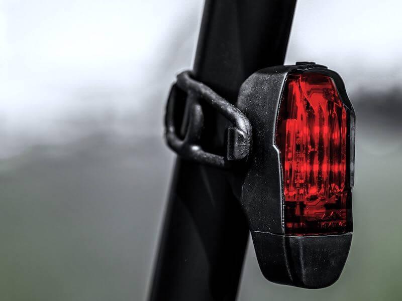 πισω φως ποδηλατου